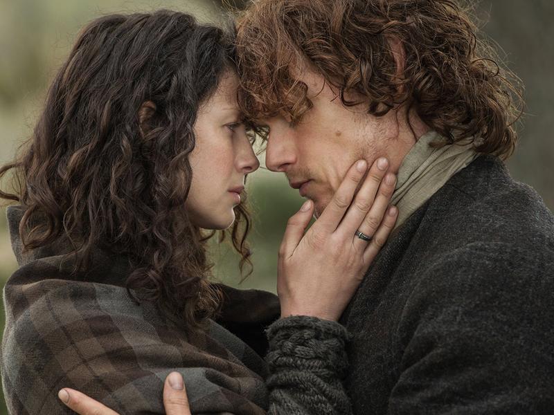 Jamie e Claire
