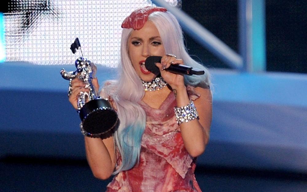 MTV Video Music Awards Lady Gaga destaque