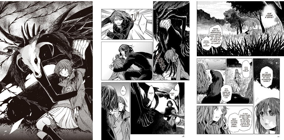 The Ancient Magus Vol 3