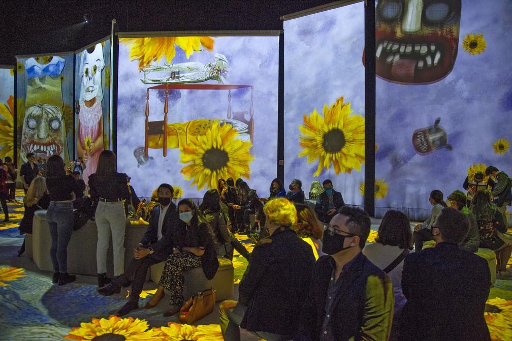Frida Kahlo em exibição no México
