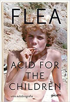Dia Mundial do Rock Livros Acid for the children'