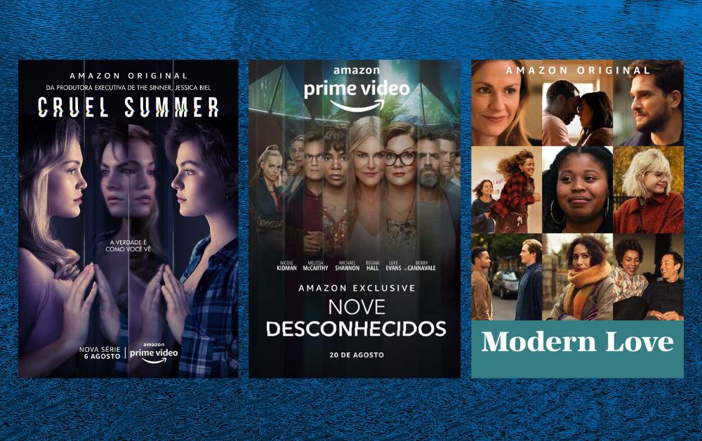 Amazon Prime Agosto 2021