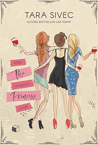 Amazon 20 terça Box The Naughty Princess Club A Trilogia Completa
