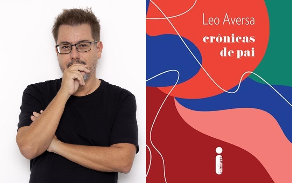 CRÔNICAS DE PAI, de Leo Aversa - capa