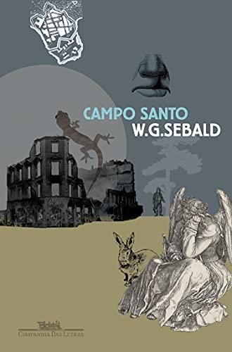 Livros Lançamento Julho: Campo Santo