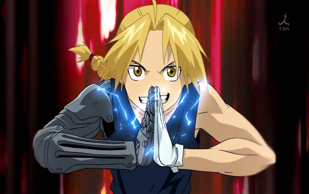 Fullmetal Alchemist - CAPA