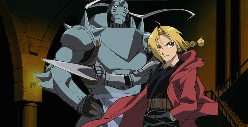 Fullmetal Alchemist - Personagens