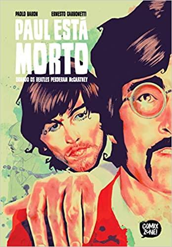 Dia Mundial do Rock Livros Paul Está Morto