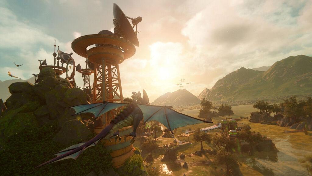Ratchet & Clank Em Uma Outra Dimensão - Dragão