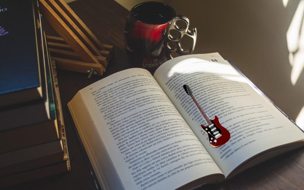 Livros Dia Mundial do Rock 13 julho