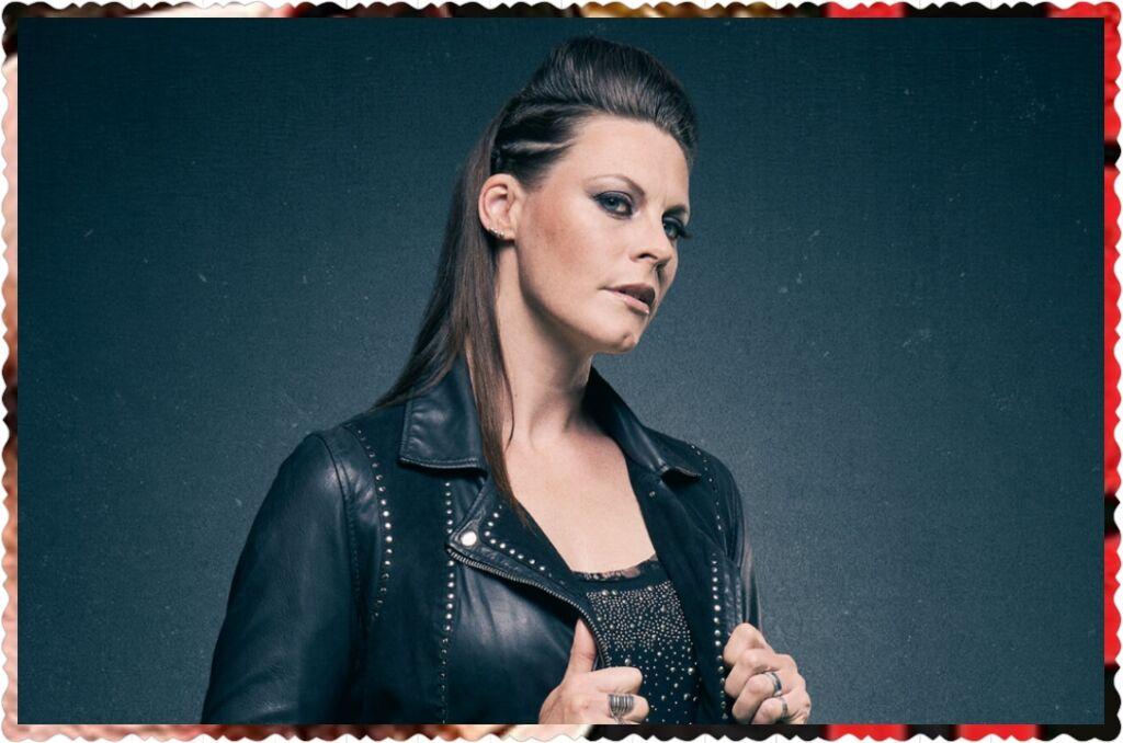 Mulheres do Rock - Floor Jansen