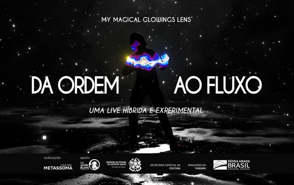 My Magical Glowing Lens participa de live 3D destaque