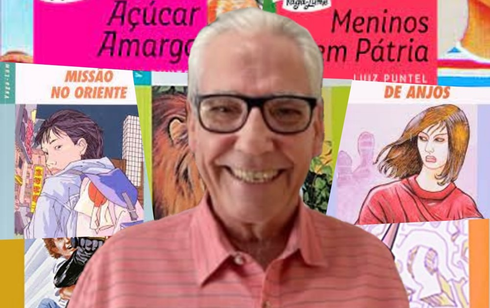 Literatura: Luiz Puntel fez
