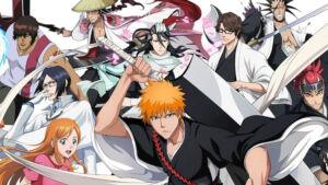 Bleach Netflix Funimation