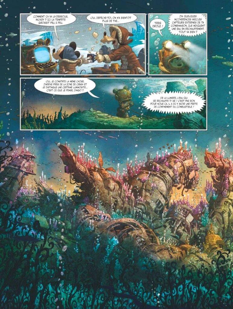 Mickey e o Oceano perdido 2
