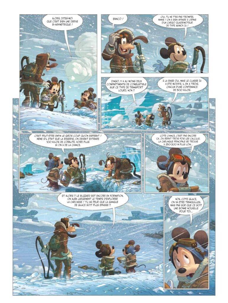 Mickey e o Oceano perdido 3