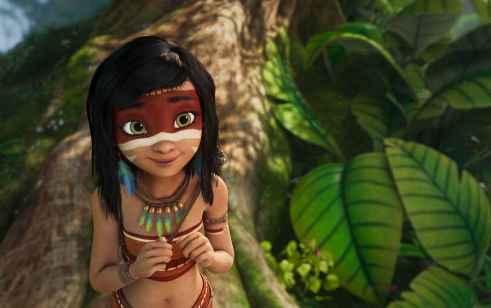 Ainbo- A Guerreira da Amazônia