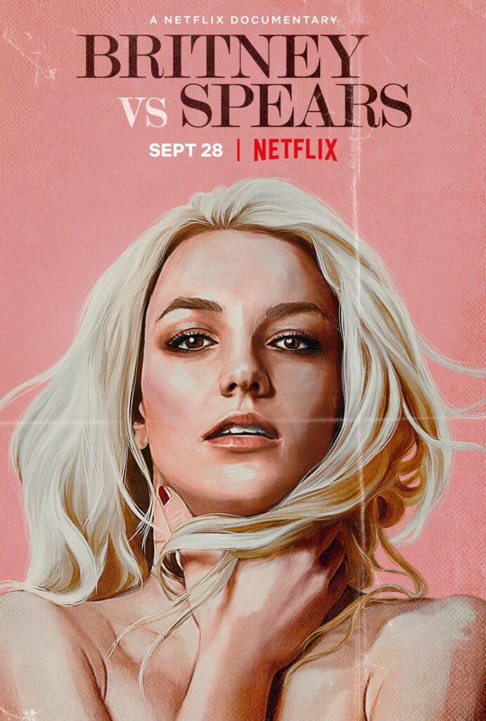 'Britney vs. Spears': Confira trailer do novo documentário da artista cartaz