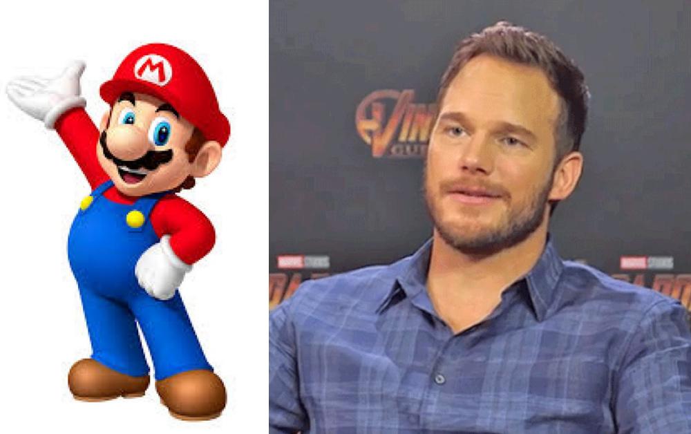 Chris Pratt será 'Super Mario Bros' em filme animado destaque