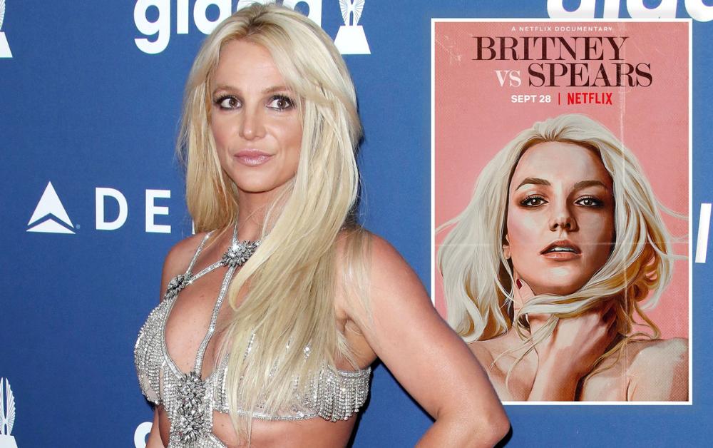 'Britney vs. Spears': Confira trailer do novo documentário da artista