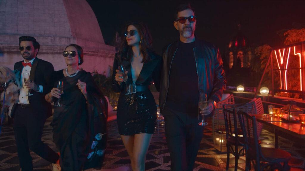 Fale com o meu Agente... em Bollywood