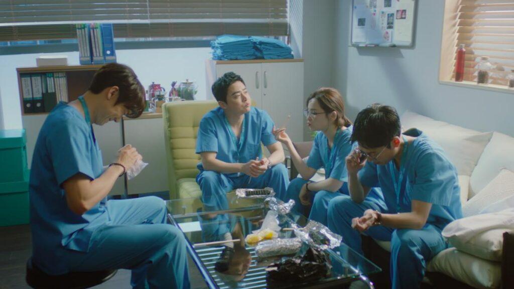 Hospital - Outubro de 2021 -