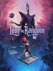 Lost in Random - Capa
