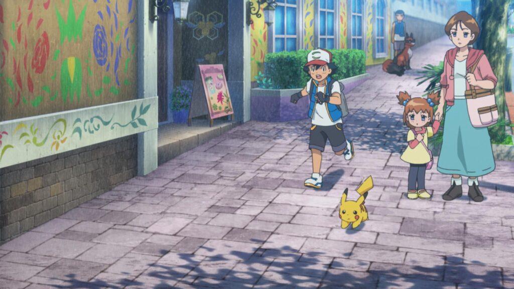 Pokémon, o Filme- Segredos da Selva