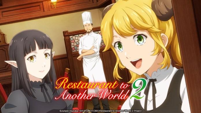 Restaurant in Another World (segunda temporada)
