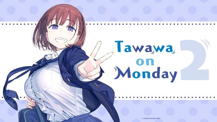 Tawawa on Monday (Segunda temporada)