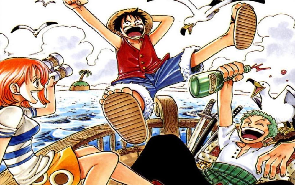 One Piece Edição Tripla Panini