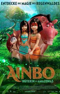 mini poster Ainbo