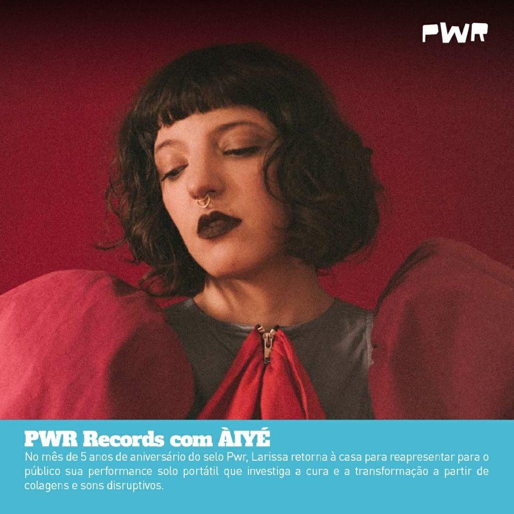 ÁIYÉ - AmplifiQuintas - PWR Records