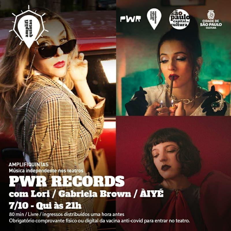 AmplifiQuintas - PWR Records - Feed
