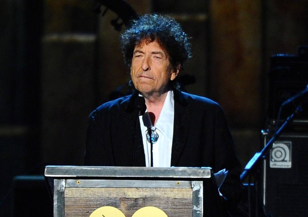 Prêmio Nobel de Literatura Bob Dylan