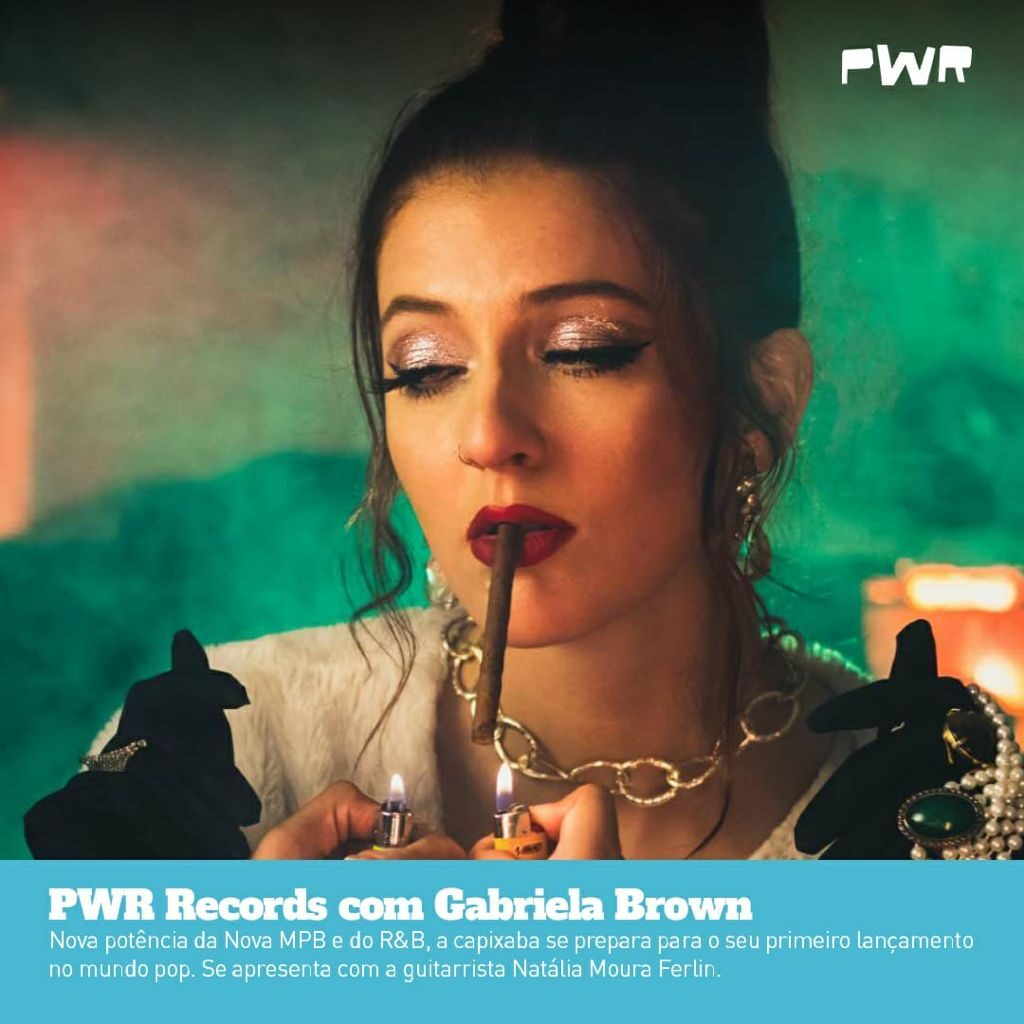 Gabriela Brown - AmplifiQuintas - PWR Records
