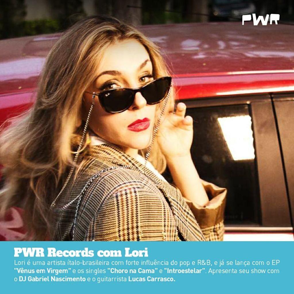 Lori - AmplifiQuintas - PWR Records