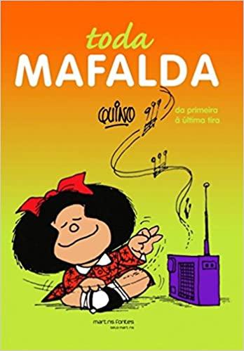 Dia Criança Mafalda - Toda Mafalda