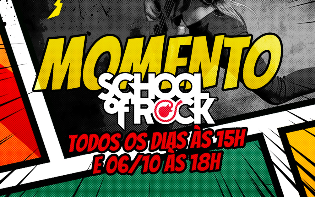 Momento School of Rock