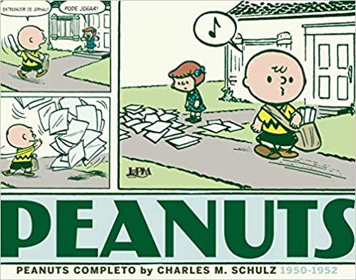 Peanuts completo 1950 a 1952 - vol. 1