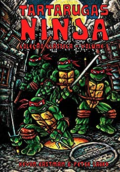 Dia Mundial dos Animais Tartarugas Ninja Coleçao Clássica Vol. 1
