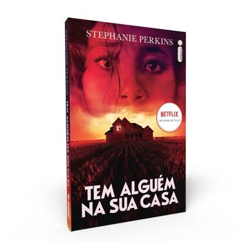Tem alguém na sua casa, de Stephanie Perkins livro