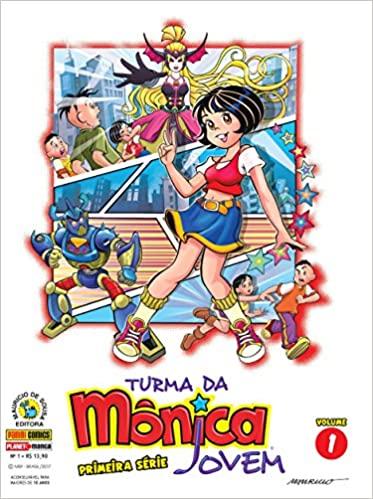 Dia Criança Turma da Mônica Jovem Primeira Série Vol. 1